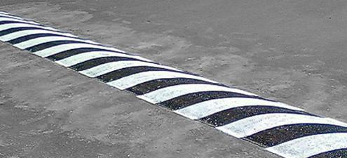 roadhump-asphalting-technology
